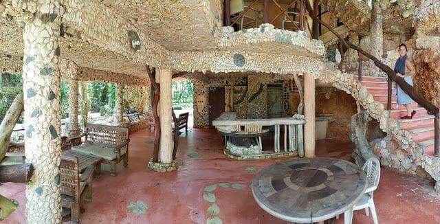 Paraíso Caño Hondo decoracion