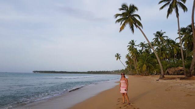 playas samana