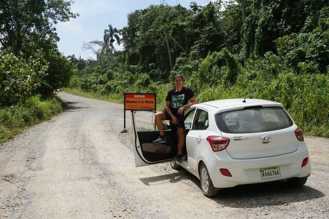 coche alquiler República Dominicana