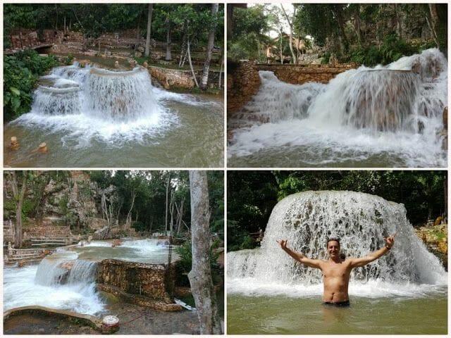 Paraíso Caño Hondo cascadas