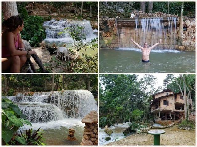 Paraíso Caño Hondo picinas naturales