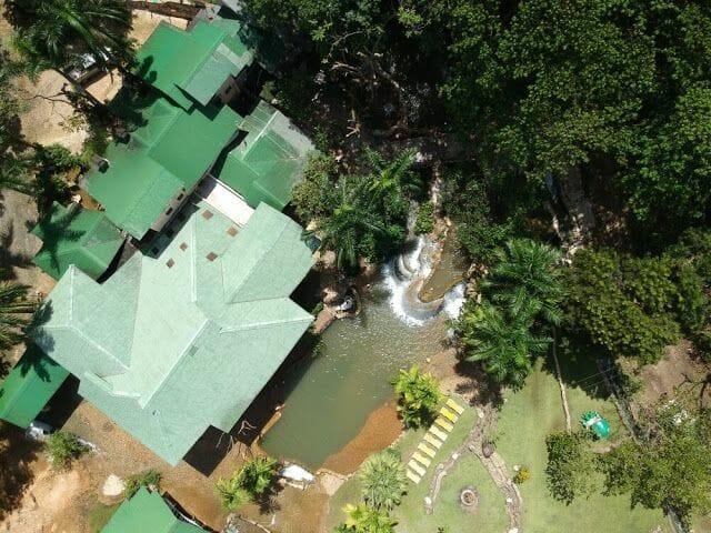 Paraíso Caño Hondo drone