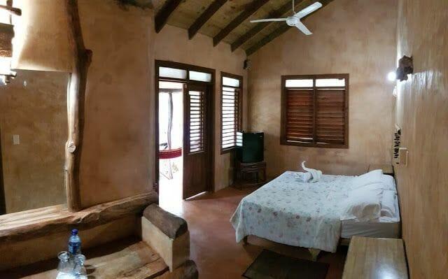 Paraíso Caño Hondo habitacion