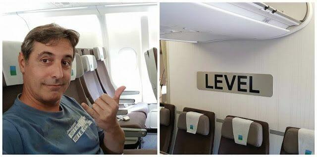 vuelo barcelona punta cana con Level