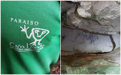 Paraíso Caño Hondo camiseta