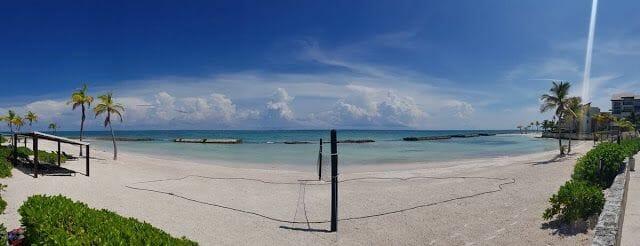 playa juanillo en punta cana