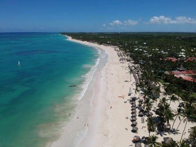 playa arena blanca punta cana