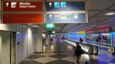 indicadores aeropuerto munich