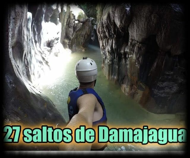 saltos de Damajagua puerto plata