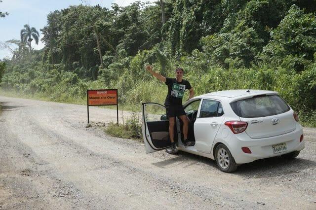 coche para viajar a República Dominicana