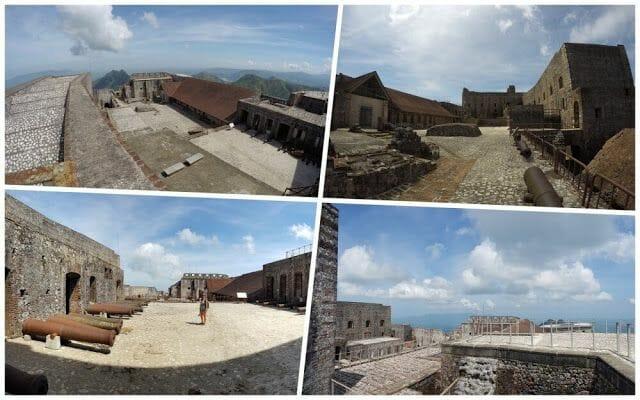 Citadelle laferrière de Haití interior