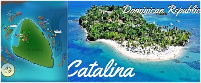 isla catalina desde Punta Cana