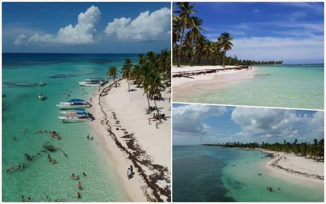 isla saona es lo más importante que hacer en Punta Cana