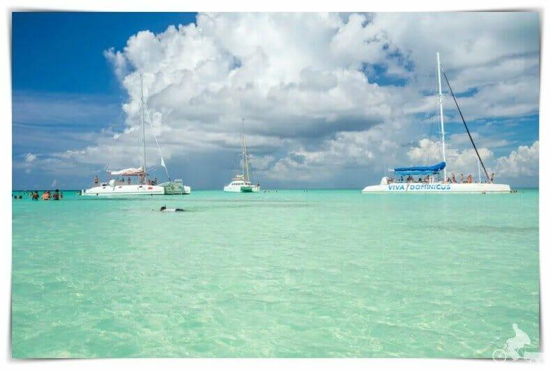 actividades que hacer en Punta Cana con catamarán