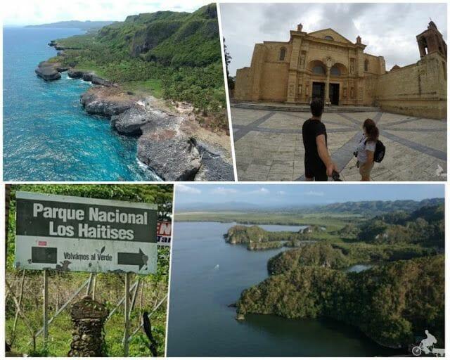 santo domingo desde Punta cana