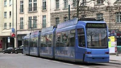 Tranvías de Múnich