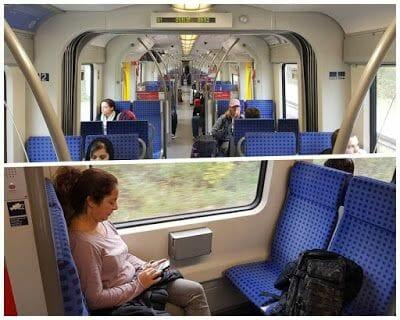Trenes de cercanías de Múnich (S-Bahn)