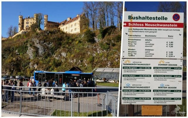 autobús del Hotel Schlosshotel Lisl