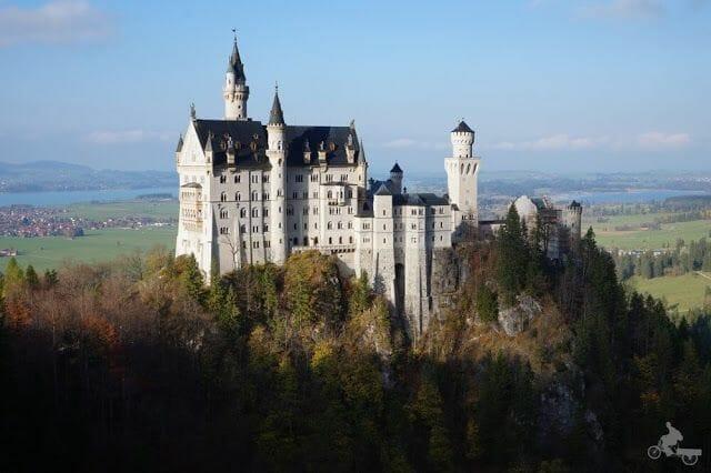 Castillo de Neuschwanstein cómo llegar