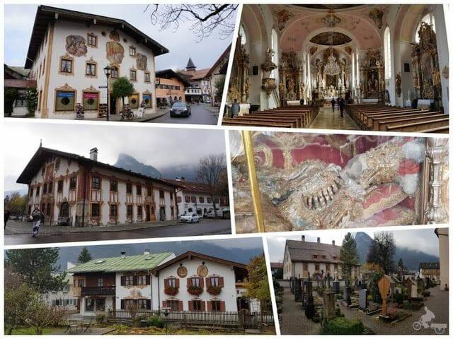 Oberammergau - ir al castillo de Neuschwanstein desde Múnich