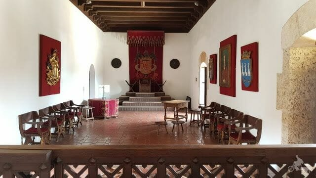 Real audiencia museo casas reales santo Domingo