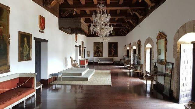 salas museo casas reales santo Domingo