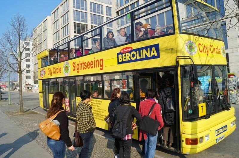 autobus turistico berlin