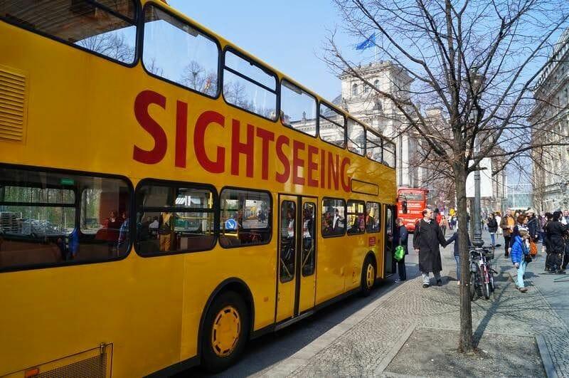autobus turistico berlin citysightseeing