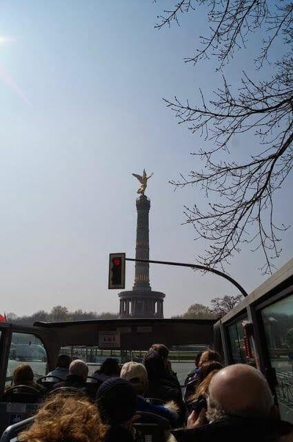 bus turístico Berlín