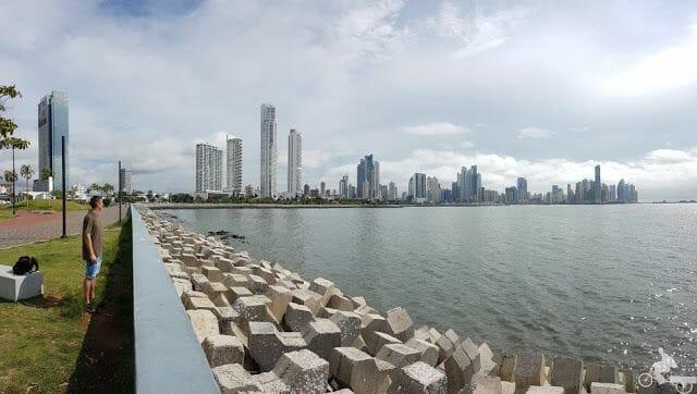 skyline rascacielos de panama
