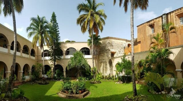 EL CLAUSTRO Convento de los Dominicos de Santo Domingo