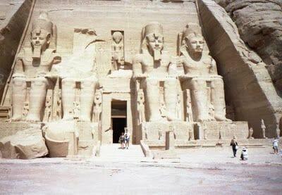 templo Abu Simbel - qué visitar en Egipto
