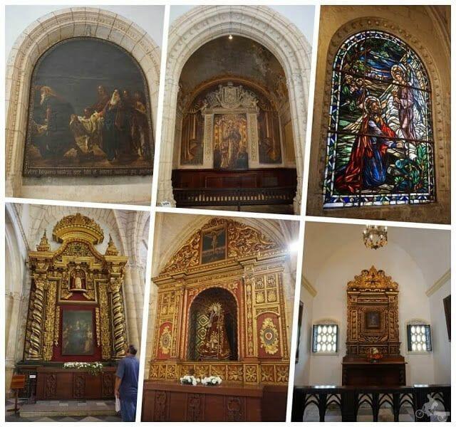 retablos catedral de santo domingo