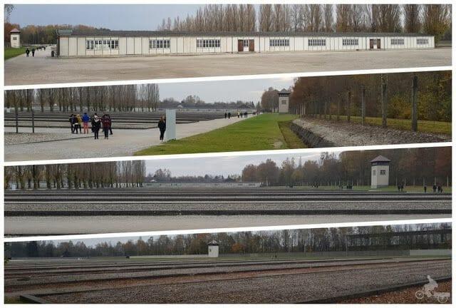 barracones de Dachau