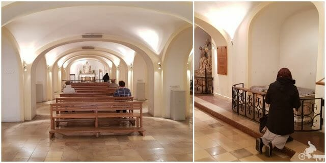Bürgersaalkirche cripta