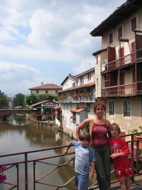 río Saint Jean Pied de Port