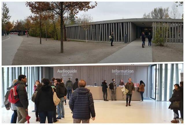 centro visitantes de Dachau