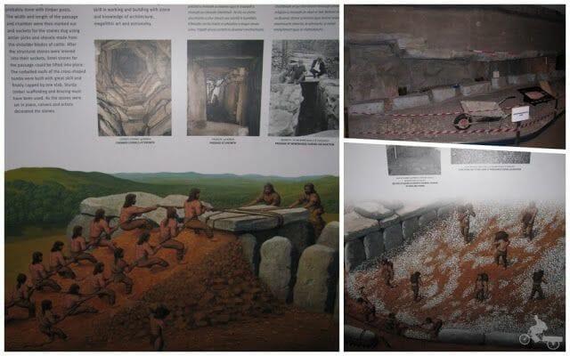newgrange tumulo museo
