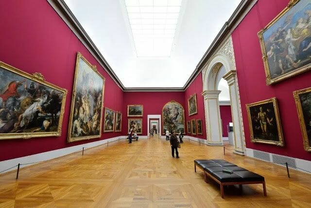 Pinacoteca Antigua qué ver en Múnich en 2 días