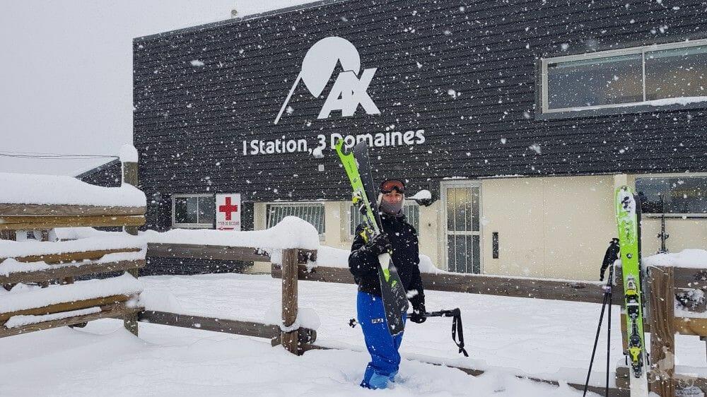 estacion esqui ax 3 domaines