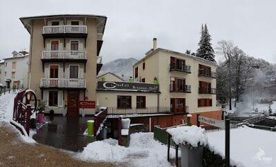 HOTEL LE CHALET en Ax les Thermes