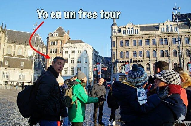 free tours en español