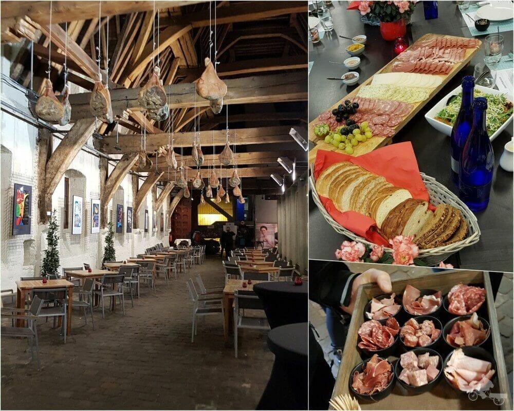 Comer y qué ver en Gante en un día
