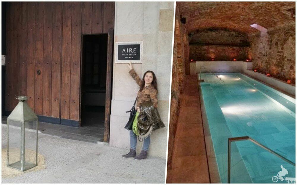 Baños árabes de Barcelona