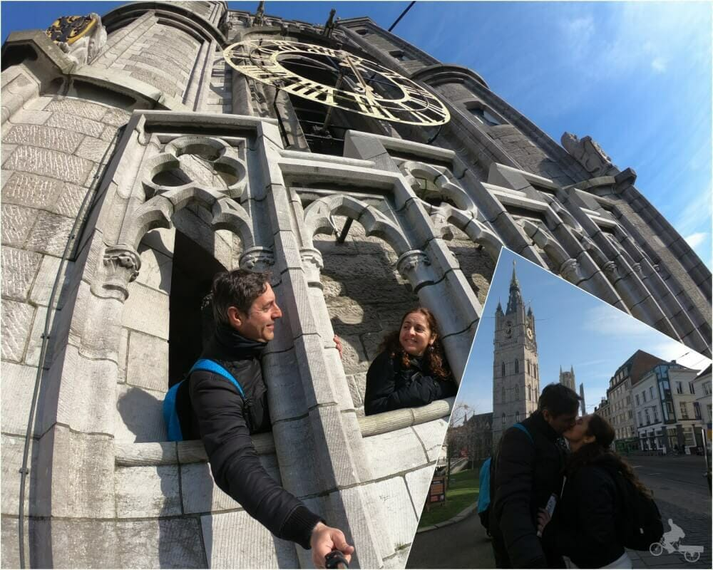 torre Belfort campanario gante