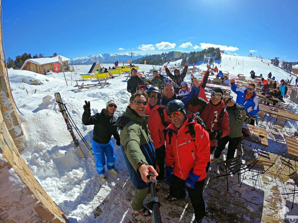 esquiar-amigos-les-angles