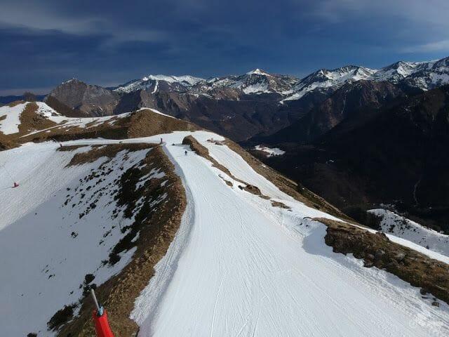 pistas de esquí del Ariège