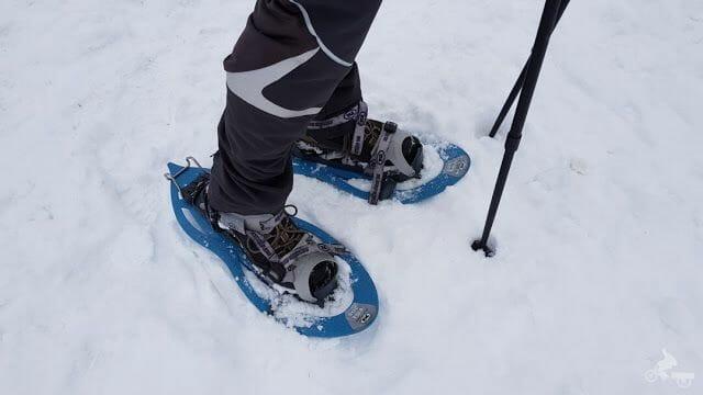 raquetas esquí de Beille