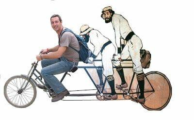 bicicleta Els Quatre Gats tandem