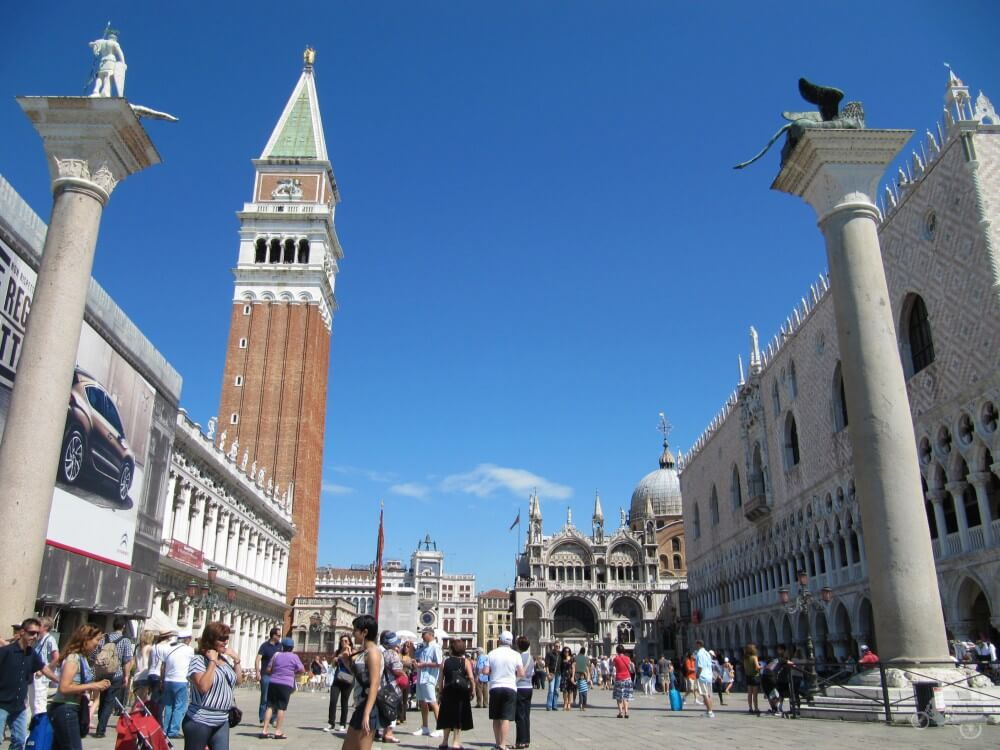 campanile san marcos